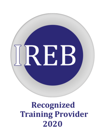 Anforderungsfabrik IREB Trainings Provider 2020